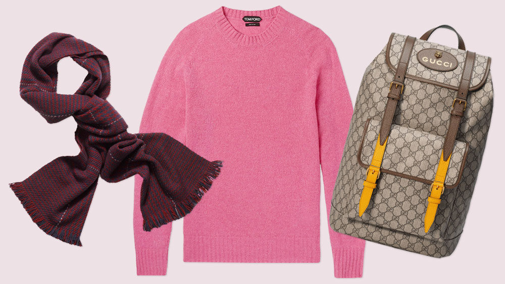 Colorful Winter Essentials