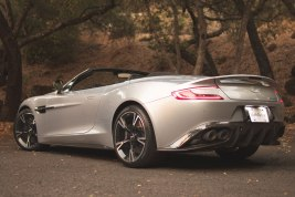 Aston Martin Vanquish S Volante at Robb Report Car of the Year
