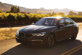 BMW M760Li xDrive at Robb Report Car of the Year