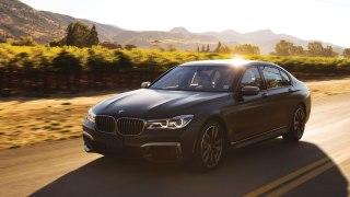 BMW M760Li xDrive at Robb Report Car of the Year