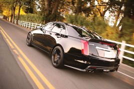 Cadillac CTS-V at Robb Report Car of the Year