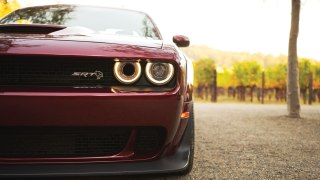 Dodge Challenger SRT Hellcat Widebody at Robb Report Car of the Year