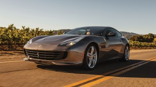 Ferrari GTC4Lusso at Robb Report Car of the Year