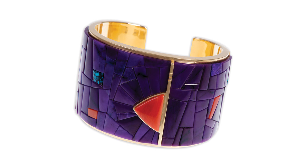 Mahnaz Collection cuff