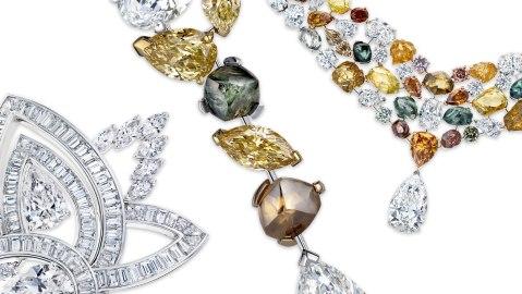 De Beers Lotus Diamond Collection