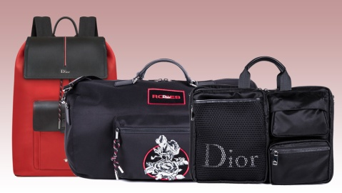 Dior Homme bags
