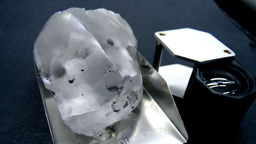 910 Carat Diamond