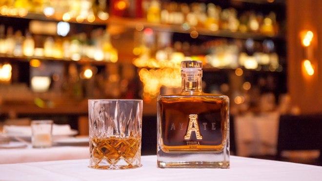 Ayate Añejo Tequila