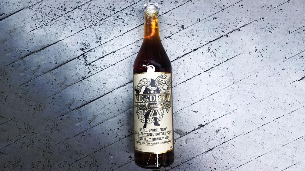 Mic.Drop Bourbon