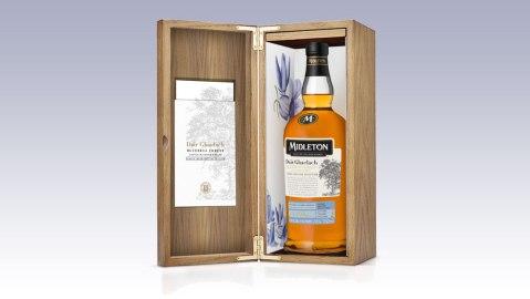 Midleton Dair Ghaelach Bluebell Forest Irish Whiskey