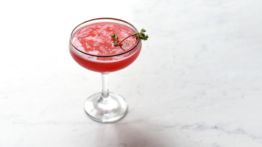 Second Floor kosher cocktail