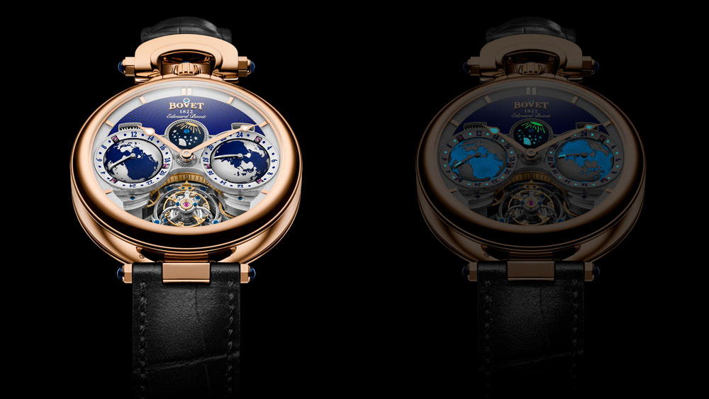Edouard Bovet Tourbillon Watch