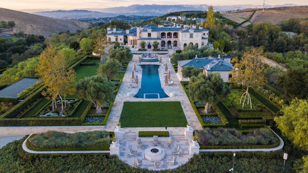 Thomas Tull Estate in Westlake, California