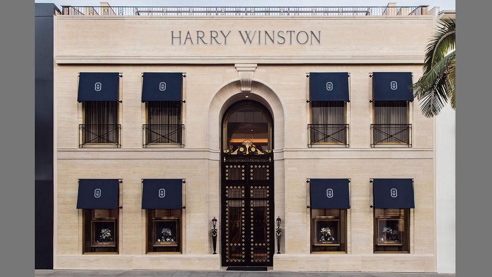Harry Winston Flagship Beverly Hills
