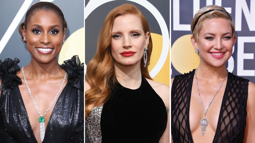 Golden Globes Jewelry