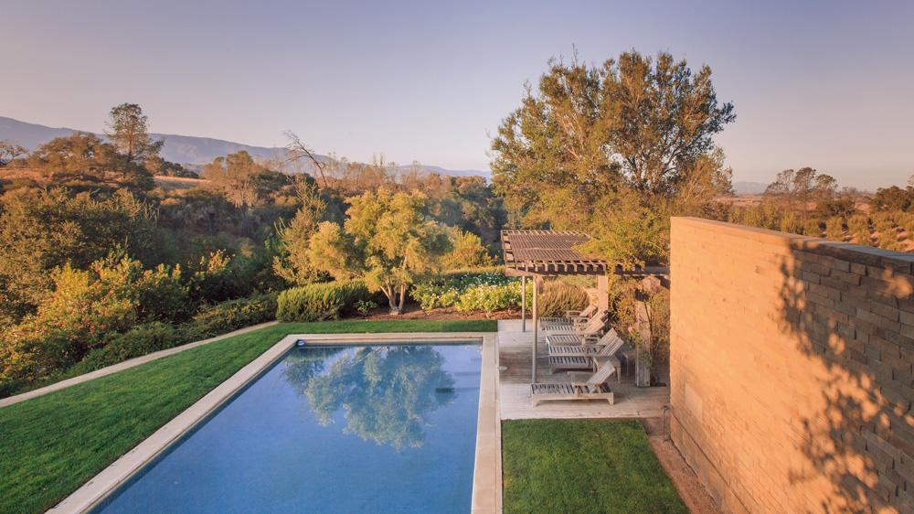Estate in Santa Ynez Valley, California