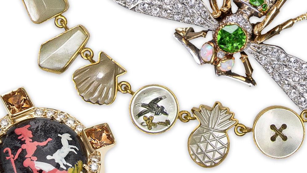 Jewelry Designers Bringing Back Vintage Styles