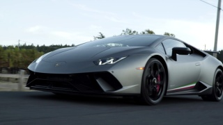 Lamborghini Huracán Performante at Car of the Year