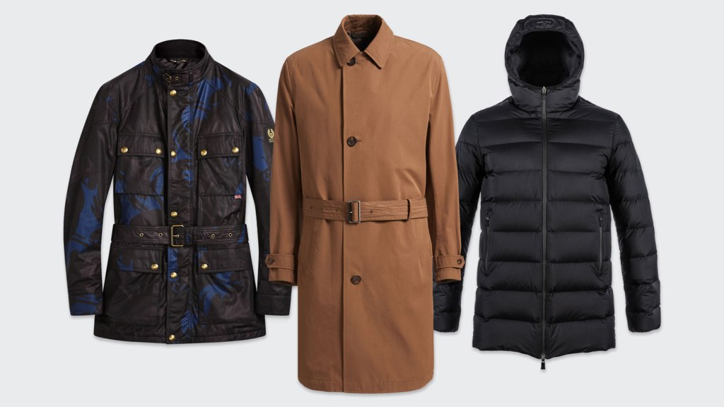 Lightweight Coats