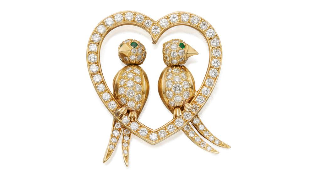 Sotheby's Van Cleef & Arpels pendant