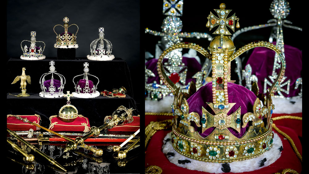 replica British Crown Jewels