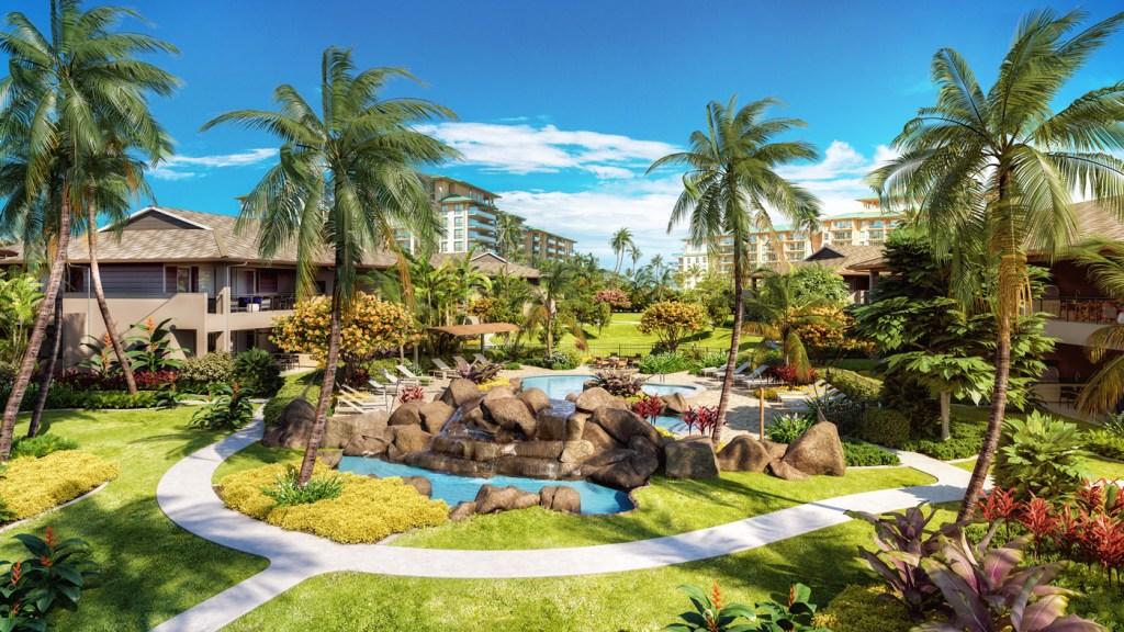 Luana Garden Villas