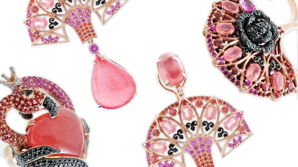 Lydia Courteille Jewelry
