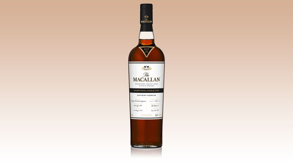The Macallan Exceptional Single Cask 6