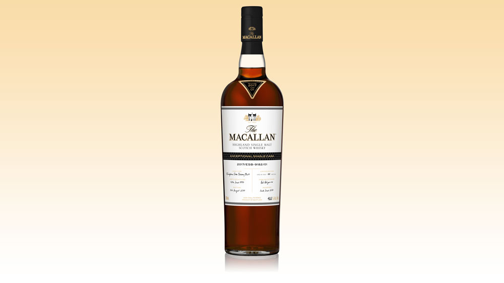 The Macallan Exceptional Single Cask 1