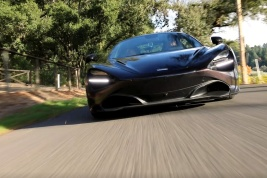 McClaren 720S at Car of the Year