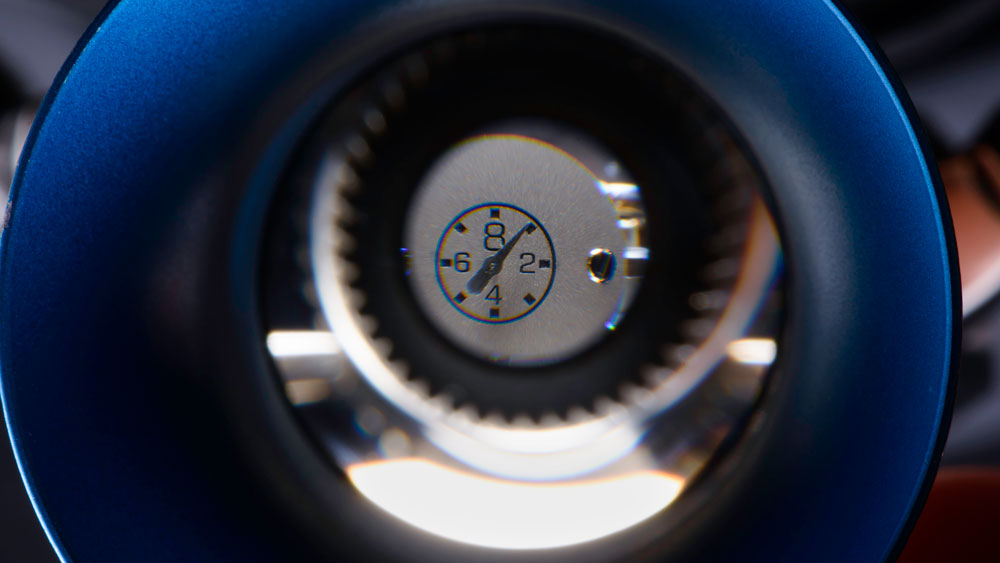 Greubel Forsey Nano Foudroyante EWT Concept Watch