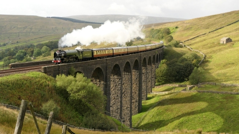 Golden Eagle Luxury Trains's Tour of England