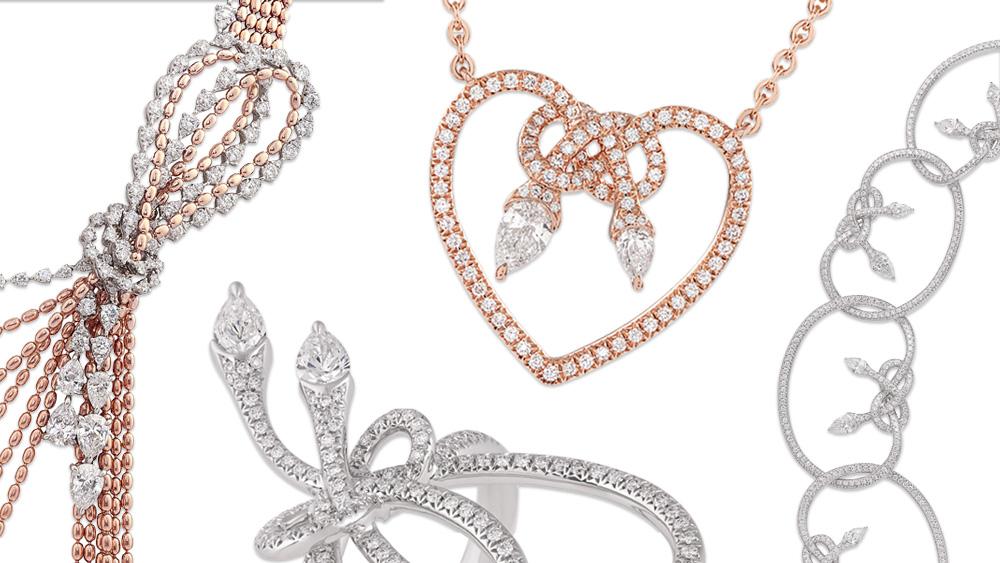 Nirav Modi Infinite Knot Jewelry