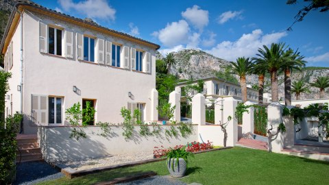 Villa Mandara in Èze, France
