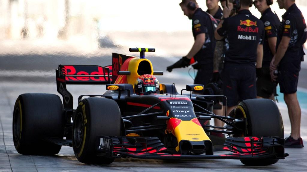 Aston Martin Red Bull Racing Formula 1
