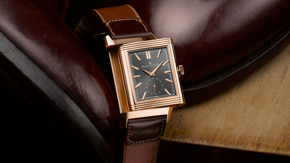 Jaeger-LeCoultre Reverso Tribute Duoface Limited Edition Watch