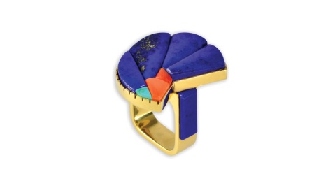 Mahnaz Collection ring