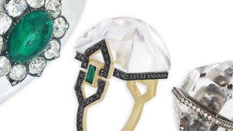 Rock Crystal Jewelry