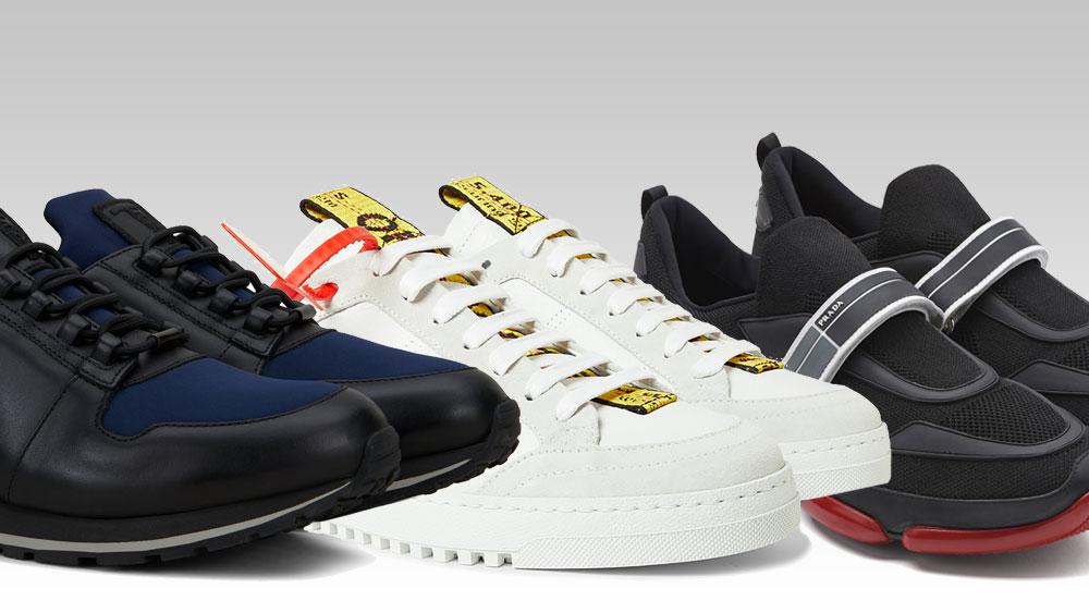 Streetwear Inspired Sneakers