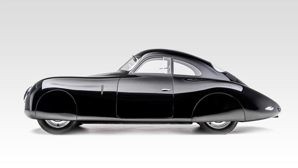 The pre-war Porsche Type 64.