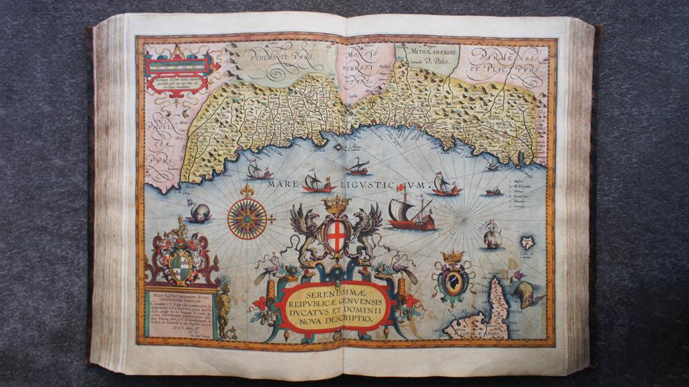 Abraham Ortelius's Theatro del Mondo