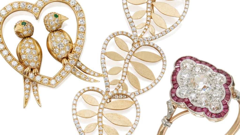 Expert Advice From Sotheby S On The Best Valentine S Day Jewelry Gifts Robb Report