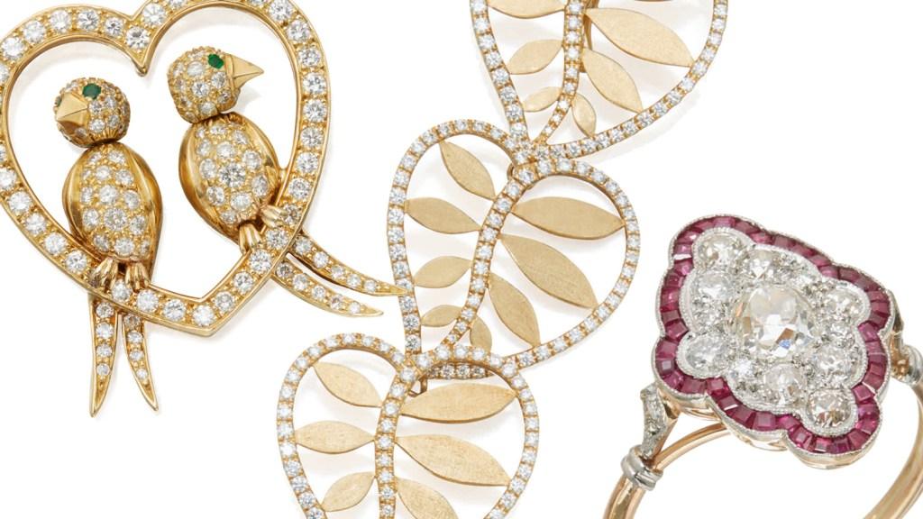 Sotheby's Valentine's Jewelry