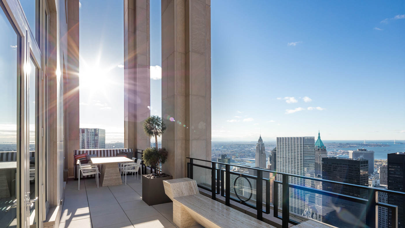 30 Park Place in New York City