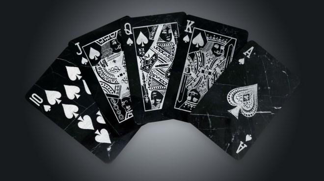 Mikol Poker Cards