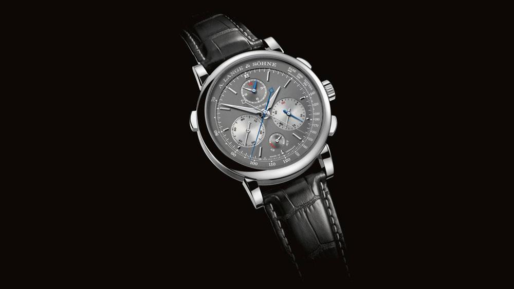 A. Lange & Söhne Triple Split watch