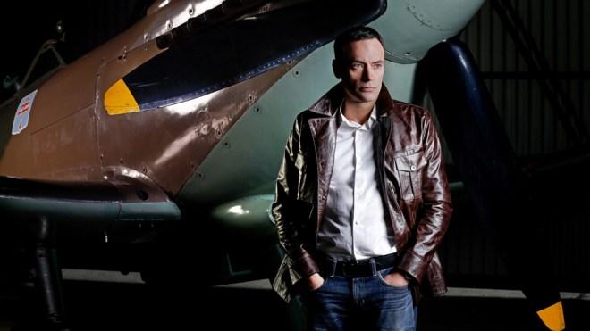 Anthony Delon Leather Jacket