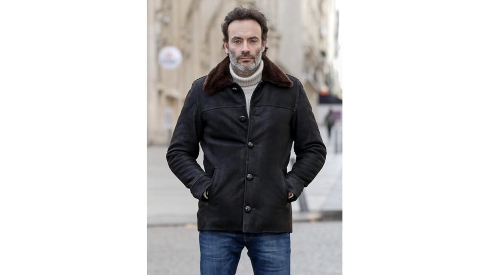 Anthony Delon jacket