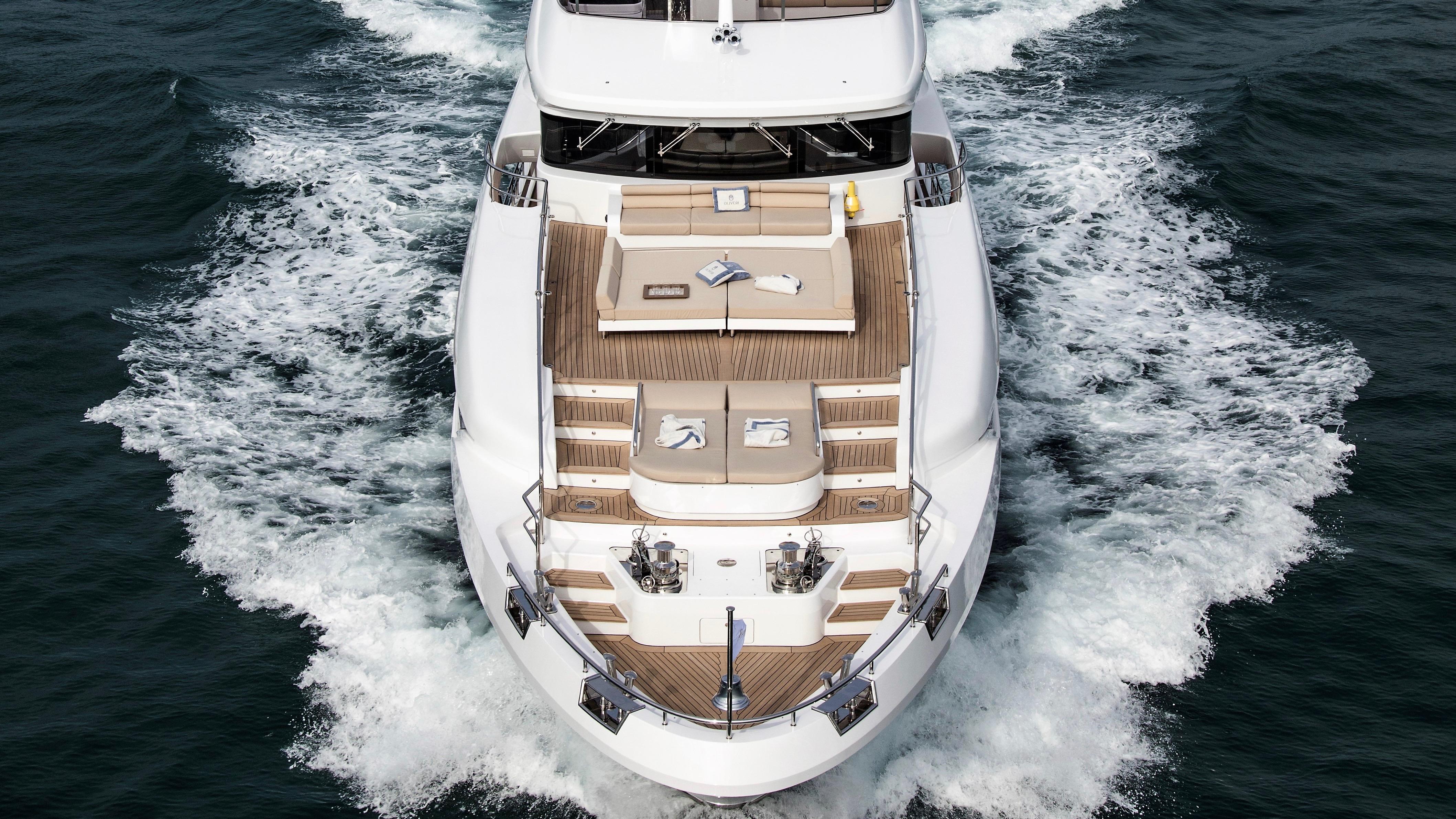 Benetti Delfino 95 superyacht Italian