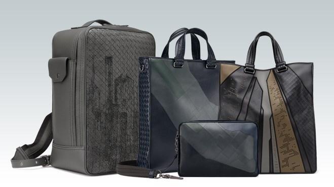 Bottega Veneta's New York-Inspired Leather Accessories